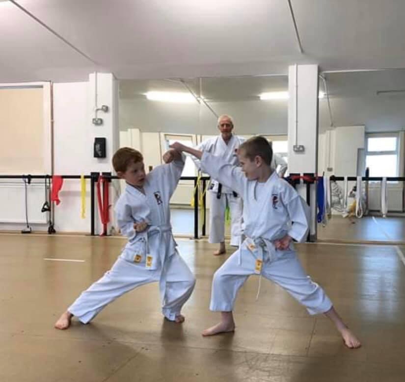 children kumite