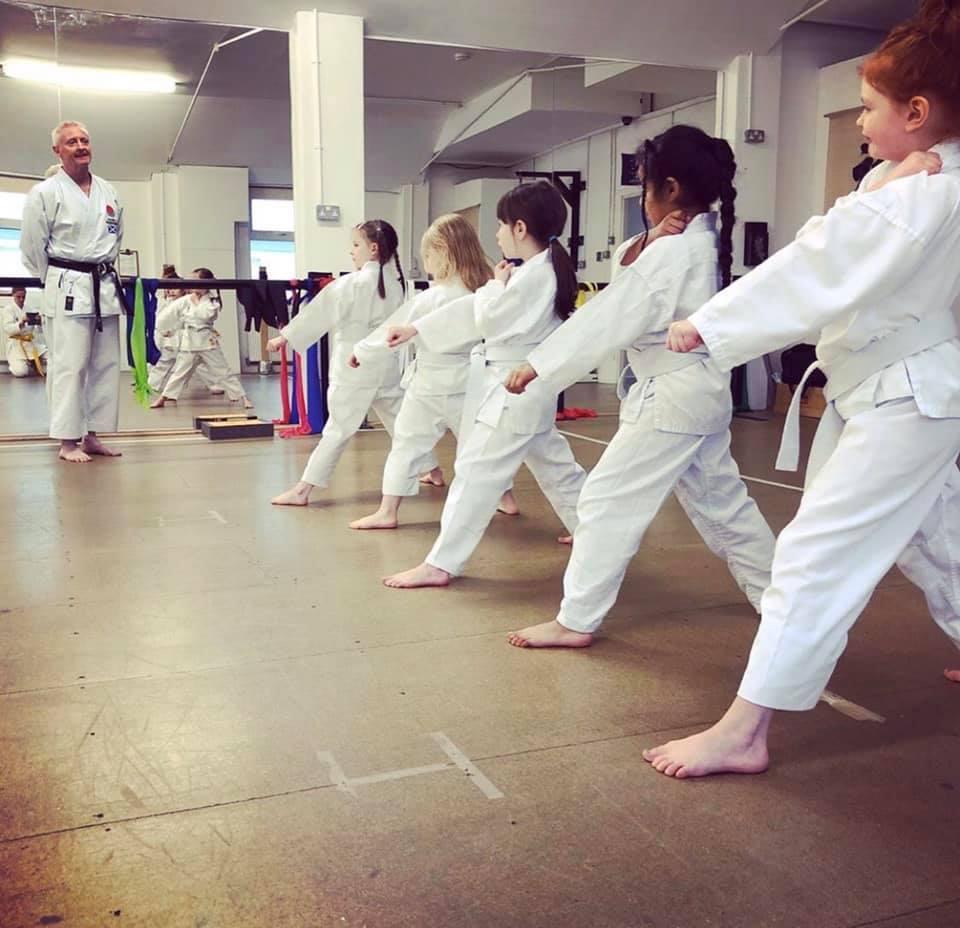 White belt class