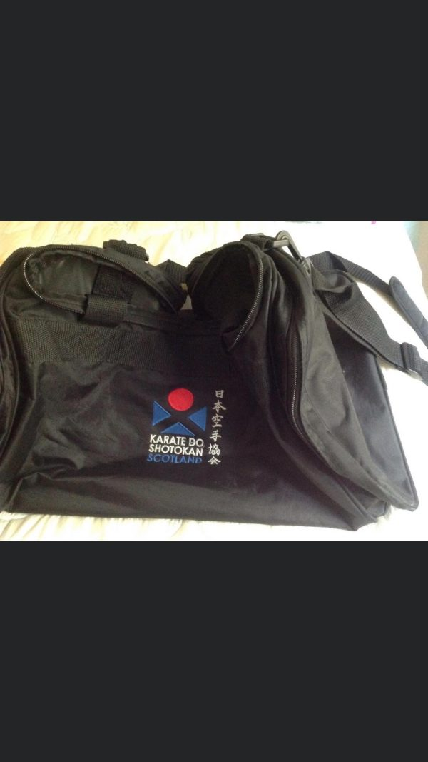 JKA Scotland training bag